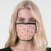 Elmo Pom-Pom Pattern Face Mask