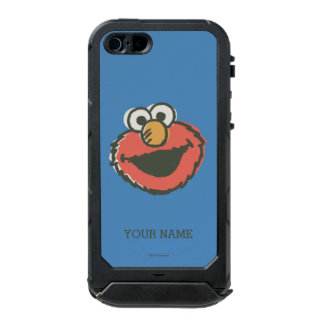 Elmo Retro Waterproof Case For iPhone SE/5/5s