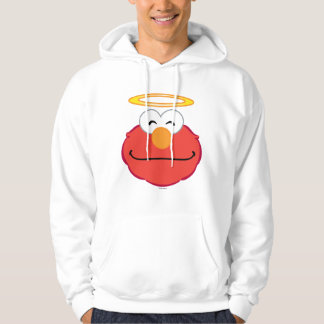 Elmo Smiling Face with Halo Hoodie