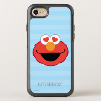 Elmo Smiling Face with Heart-Shaped Eyes OtterBox Symmetry iPhone 7 Case