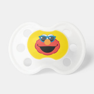 Elmo  Smiling Face with Sunglasses Pacifier