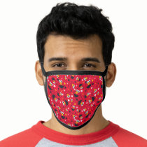 Elmo | So Silly Star Pattern Face Mask