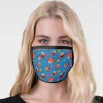 Elmo Sticker Pattern Face Mask