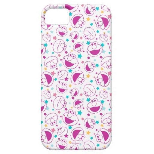 Elmo | Sweet & Cute Star Pattern iPhone SE/5/5s Case