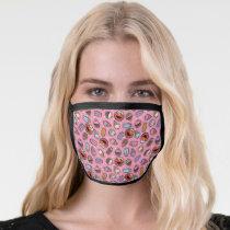 Elmo Sweet Treat Sticker Pattern Face Mask