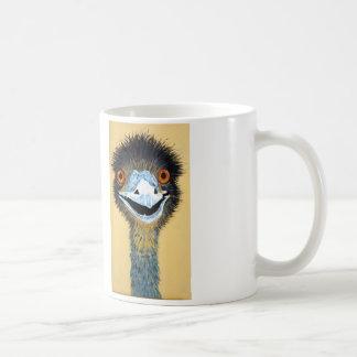 Elmo the Emu mug