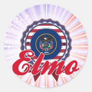 Elmo UT Sticker