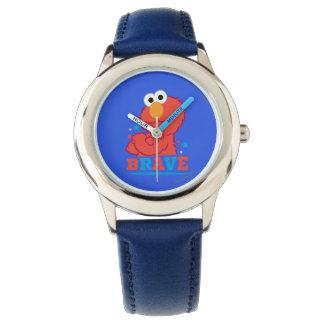 Elmo valiente relojes
