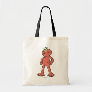 Elmo Vintage Budget Tote Bag