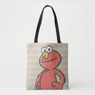 Elmo Vintage Tote Bag