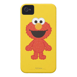 Elmo Wool Style iPhone 4 Case-Mate Case