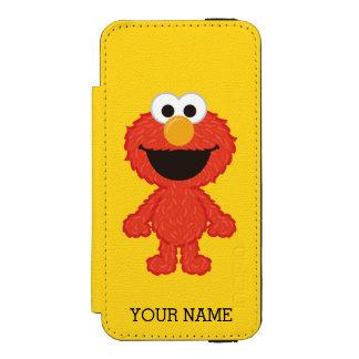 Elmo Wool Style iPhone SE/5/5s Wallet Case