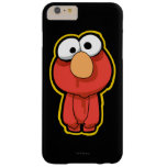 Elmo Zombie Barely There iPhone 6 Plus Case