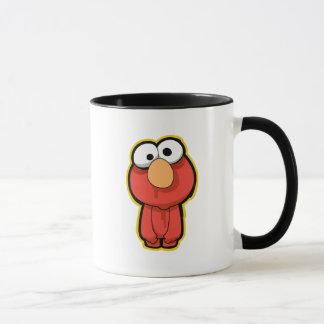 Elmo Zombie Mug