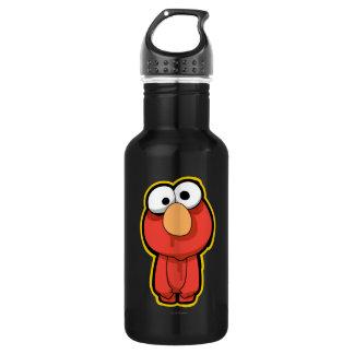Elmo Zombie Water Bottle