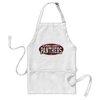 Elmore County High School; Panthers Aprons