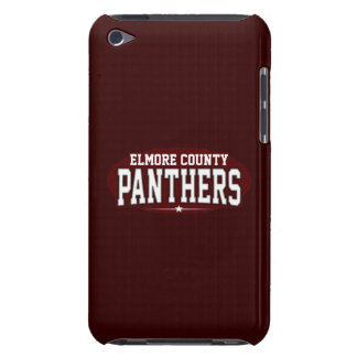 Elmore County High School; Panthers Barely There iPod Cases