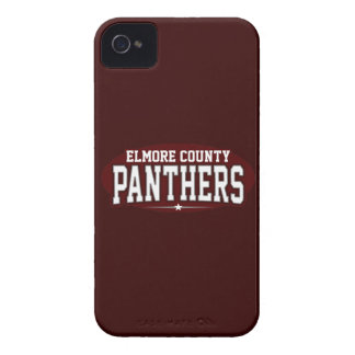 Elmore County High School; Panthers Case-Mate Blackberry Case