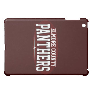 Elmore County High School; Panthers iPad Mini Covers