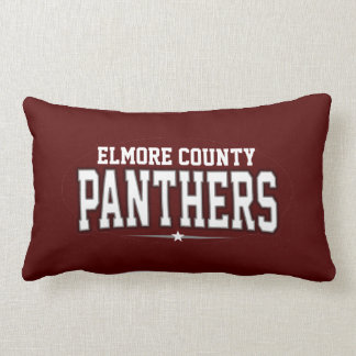 Elmore County High School; Panthers Pillows