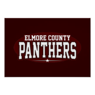 Elmore County High School; Panthers Print