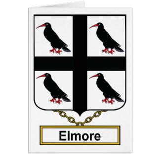 Elmore Family Crest Cards