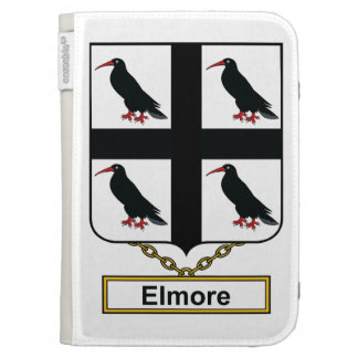 Elmore Family Crest Case For The Kindle