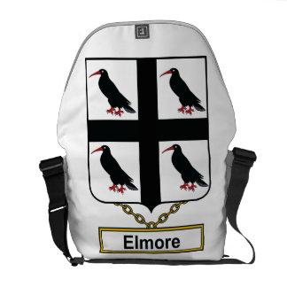 Elmore Family Crest Courier Bag