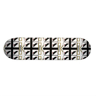Elmore Family Crest Skateboard
