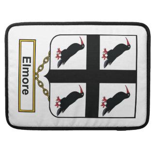 Elmore Family Crest Sleeves For MacBooks