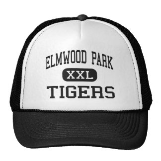Elmwood Park - Tigers - High - Elmwood Park Trucker Hat