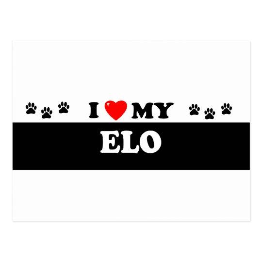 ELO POSTCARD