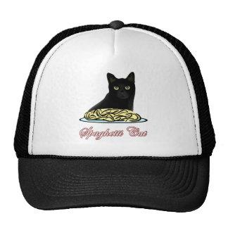 Elocuencia del gato de los espaguetis gorras