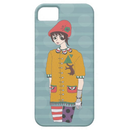 """""""Elodie"""" iPod 5 case iPhone 5 Cases"""