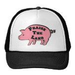 Elogie el gorra de la manteca de cerdo