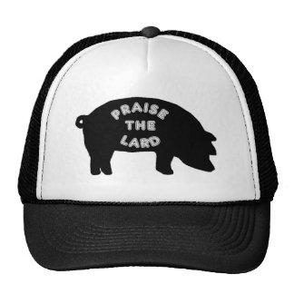 Elogie la manteca de cerdo gorra