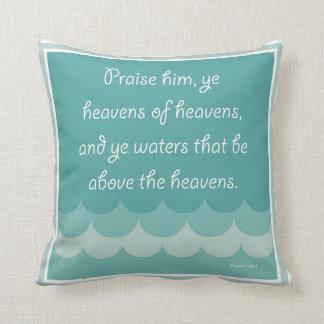 Elogíelo, salmo 148 de los cielos de YE Cojín