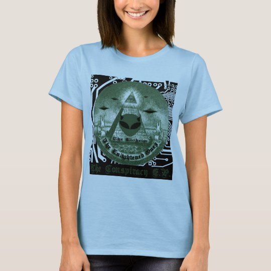 eloheim conspiracy ep cover T-Shirt