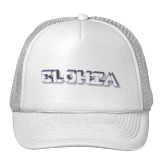 Elohim contours 3D Mesh Hat
