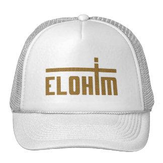 Elohim Croix Tissage Hats