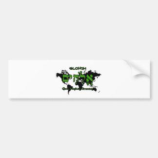 Elohim - God, Mighty Creator Bumper Sticker