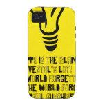 Eloisa To Abelard iPhone 4 Cover