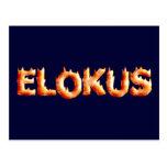 Elokut Postcard