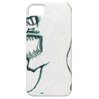 Elongation of the Serpentine Soul iPhone 5 Case