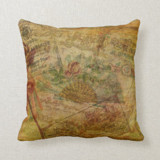 Eloquent Tapestry Throw Pillow
