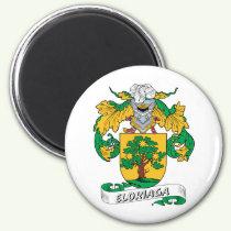 Eloriaga Family Crest Magnet