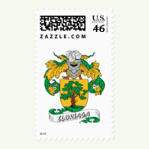 Eloriaga Family Crest Stamps