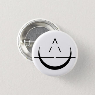 ELOSIN Moon Symbol Button