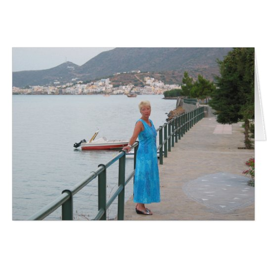 Elounda, Crete Card