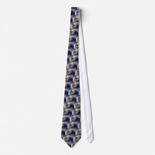 Elp1 - Fractal Neck Tie